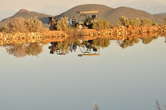 Activities Swartberg Private Game Lodge